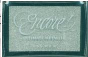Silver Encore Metallic Stamp Pad