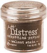 Walnut Stain Distress Powder - Tim Holtz