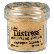 Antique Linen Distress Powder - Tim Holtz