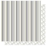 Mr. & Mrs. Stripes  Glitter Paper