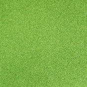 Kiwi Gem Glitter 12x12 Glitter Cardstock - Best Creation