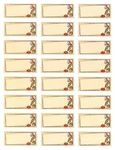 Cucina Your Labels - Mrs Grossman's Stickers