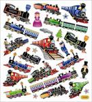 Locomotion Stickers
