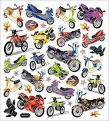 Motorcycles Stickers