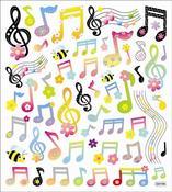 Groovy Music Stickers