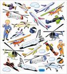 Aviation Stickers