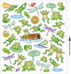 Lily Pond Stickers