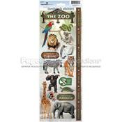 Zoo Stickers - Paper House Productions
