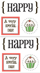 Happy Quick Cards Stickers