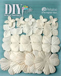 Hydrangea Petals Paintables - Petaloo