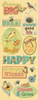 Nature Words Adhesive Chipboard