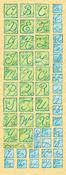 Nature Die-Cut Alphabet Stickers