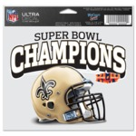 Super Bowl XLIV Champions New Orleans Saints