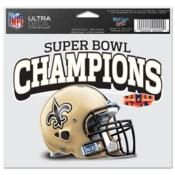Super Bowl XLIV Champions New Orleans Saints