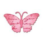 Sizzlits Die - Butterfly #12