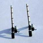 Fishing Pole Brads