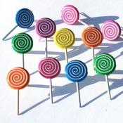 Lollipop Brads
