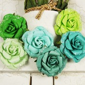 Glacier Winter Roses by Prima