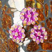 Rubine Monarch Flower Centers by Prima