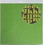 Corrugated Green Alphas by Jillibean Soup