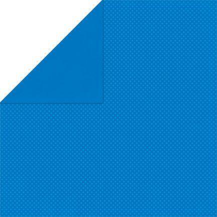 Blueberry  Double Dot Cardstock - Bo Bunny