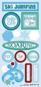 Ski Jumping Stickers