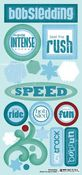 Bobsledding Stickers