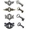 Locket Keys - Tim Holtz Idea - ology