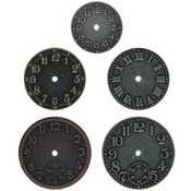 Timepieces - Tim Holtz Idea - ology
