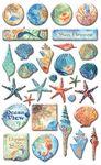 Oceana Epoxy Stickers