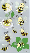 Bumblebees 3D  Stickers - Jolee's Boutique