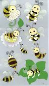 Bumblebees 3D  Stickers - Jolee's Boutique