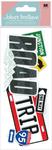 Road Trip 3D Title  Stickers - Jolee's Boutique