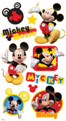Mickey Mouse Puffy Disney Stickers - EK Success