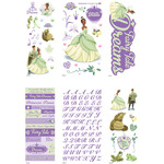 Princess & The Frog Sticker Value Pack
