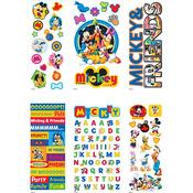 Mickey & Friends Sticker Value Pack Disney Stickers - EK Success