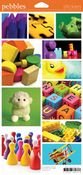 Toys Snapshots Stickers