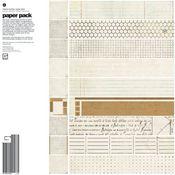 Basics Manilla Paper Pack by Basic Grey