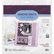 12x12 Adhesive Sheets - 3L Scrapbook Adhesives