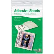 """Adhesive Sheets - 3-15/16""""x5-7/8"""""""