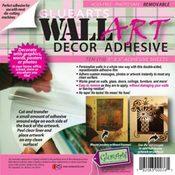 WallArt Decor Adhesive Sheets 5x5 - Glue Arts