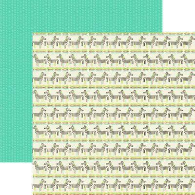 Zebra Stripe Paper 12x12 Paper - Reminisce