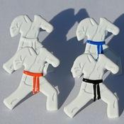 Karate Brads