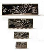 Sassy Swirls Ribbon Craft Clips by Karen Foster