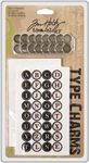 Typewriter Keys by Tim Holtz Idea - ology