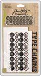 Typewriter Keys by Tim Holtz Idea - ology