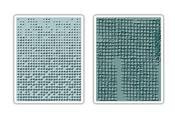 Dot - Matrix & Gridlock Texture Fades Embossing Folders - Tim Holtz Alterations