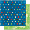 Block Party Dots Paper by Bo Bunny