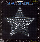 Star Rhinestone Wall Sticker by Mark Richards