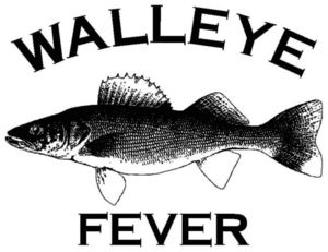 Outdoor Decals Gt Window Decals Gt Walleye Fever Window